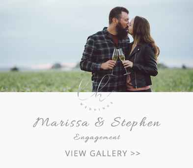 Marissa and Stephen Engagement
