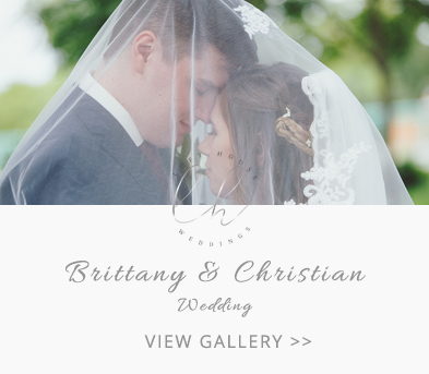 Britany & Christian's Wedding