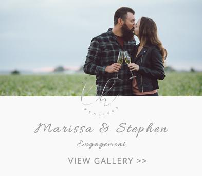 Marissa and Stephen Engagement